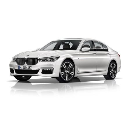 Nuevo BMW Serie 7 estrena armadura M