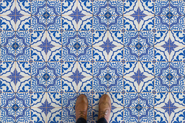 Azulejos Shoes