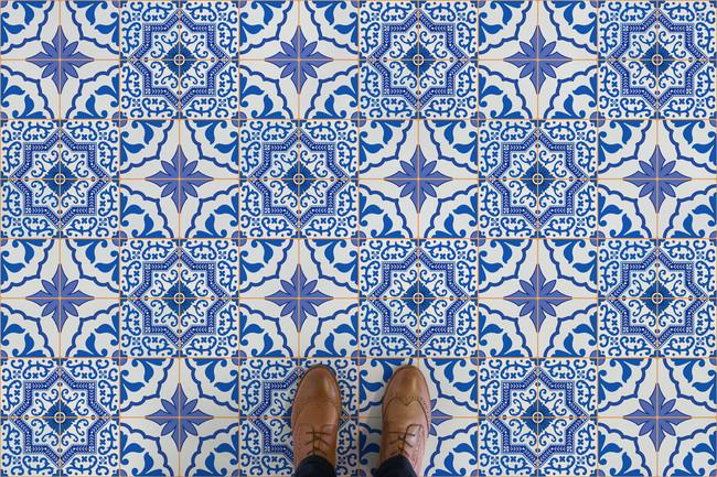 Azulejos Shoes