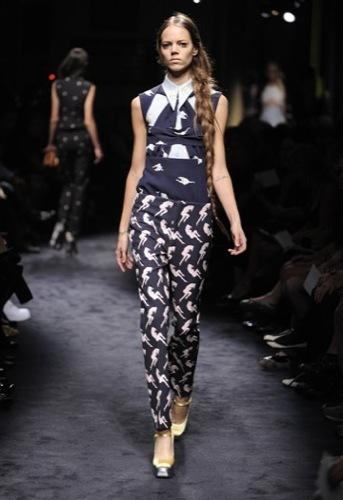 Miu Miu, Primavera-Verano 2010 en la Semana de la Moda de París IV