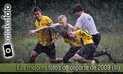 Las 100 mejores fotografías de deporte de 2009 (III)