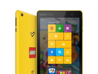 Energy Tablet Lego Edition con Windows 10 por 79,90 euros