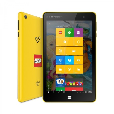 Energy Tablet Lego Edition con Windows 10 por 79,90 euros