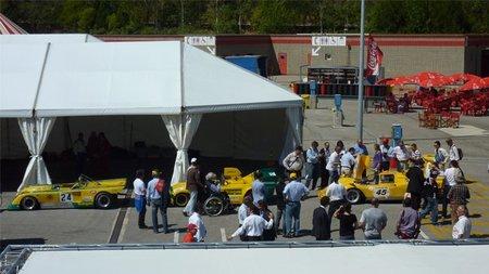 Motorpasión F1 en el Espíritu de Montjuïc: primer día