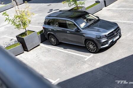 Mercedes Benz Gls 2020 Prueba 043