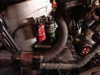 [CES 2010]: la moto mata-zombies del 'Resident Evil'