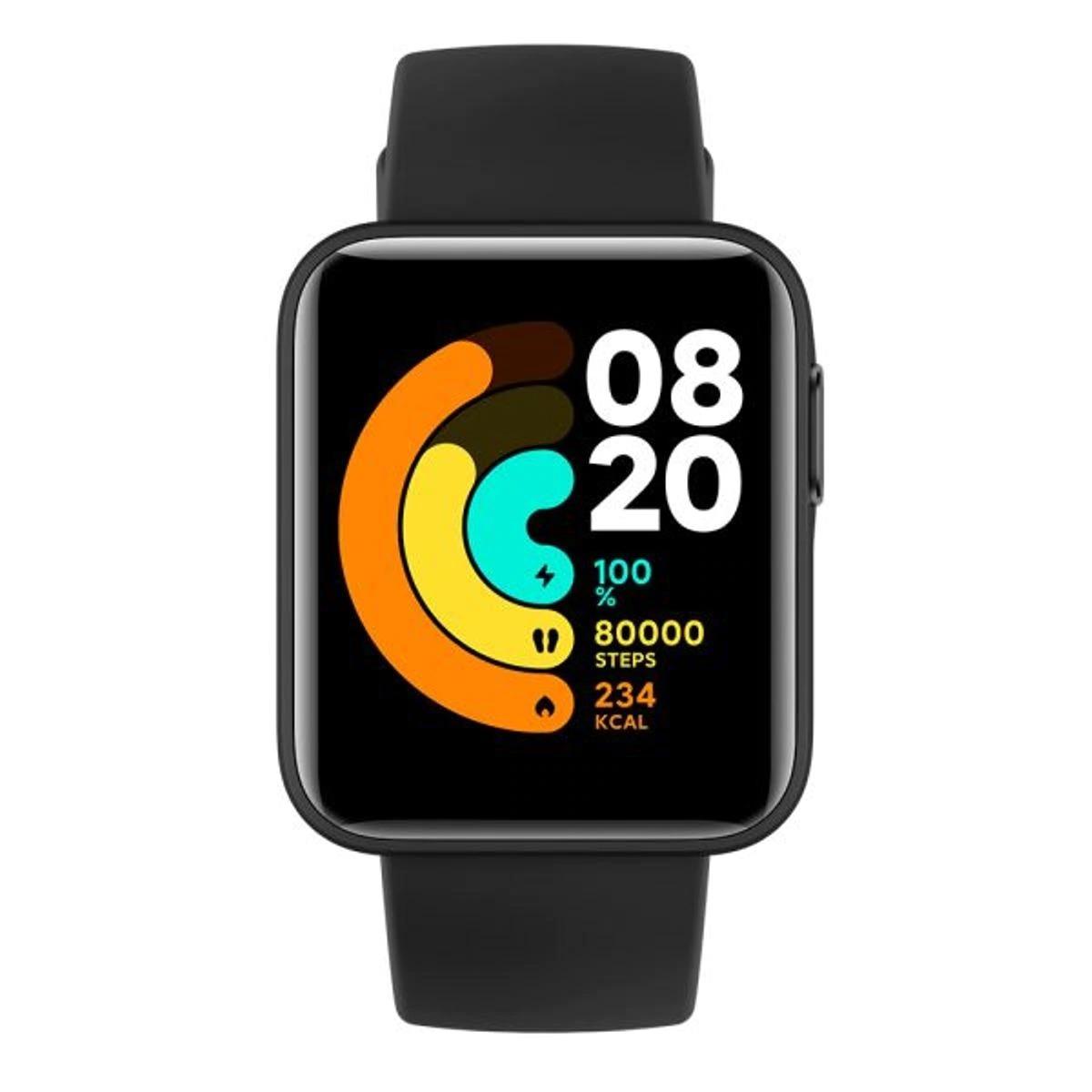 Xiaomi Mi Watch Lite Negro Smartwatch (Reacondicionado grado A)