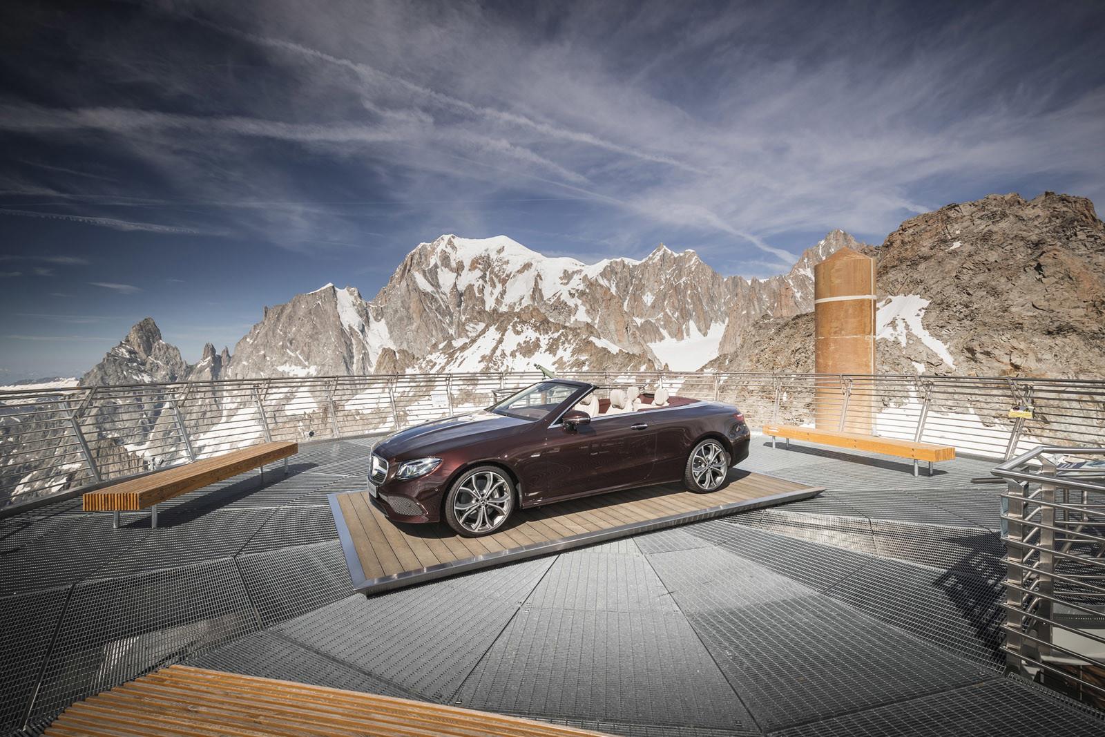 Foto de Mercedes-Benz Clase E Cabrio, toma de contacto (71/156)