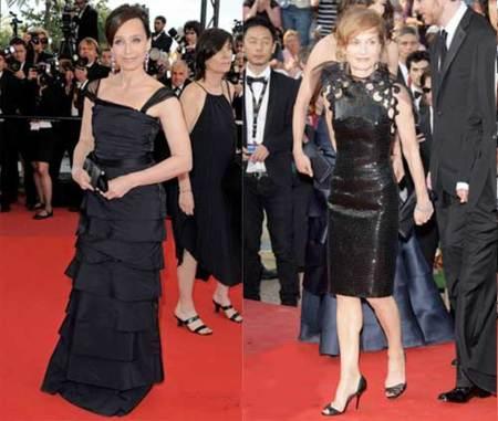 Premiere de Vengeance en Cannes 2009