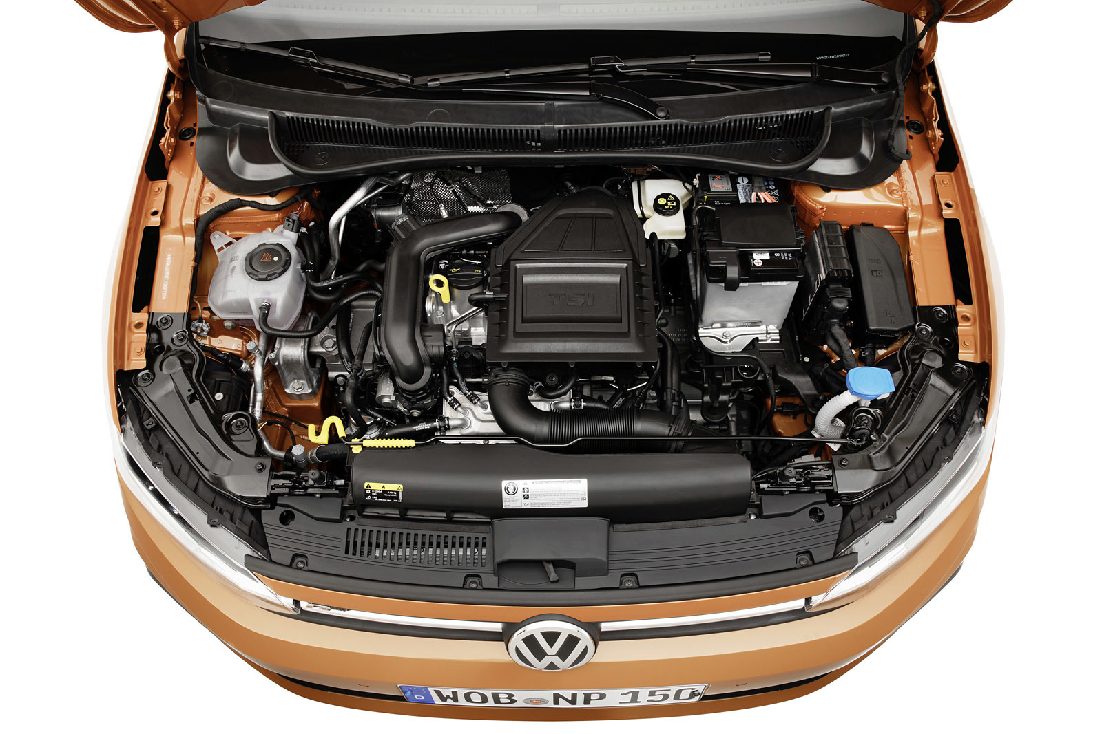 Foto de Volkswagen Polo 2018, toma de contacto (57/59)