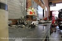 Una de talleres y mecánicos