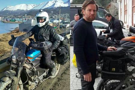 """Ewan McGregor habla por primera vez de 'Long Way Up': """"Me tuvieron que remolcar por quedarme sin batería"""""""
