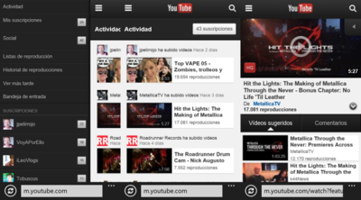 YouTube en Windows Phone, ¿qué opciones hay?