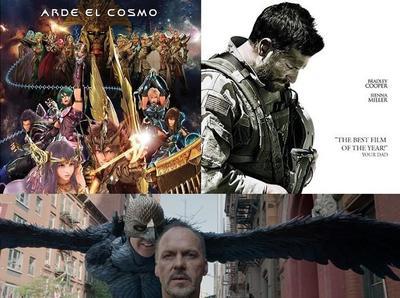 Hay más cine ahí fuera | 13-19 de enero | Caballeros del Zodiaco, Michael Keaton y carteles honestos