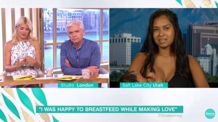 Una madre comparte (y defiende) su decisión de amamantar y tener sexo al mismo tiempo