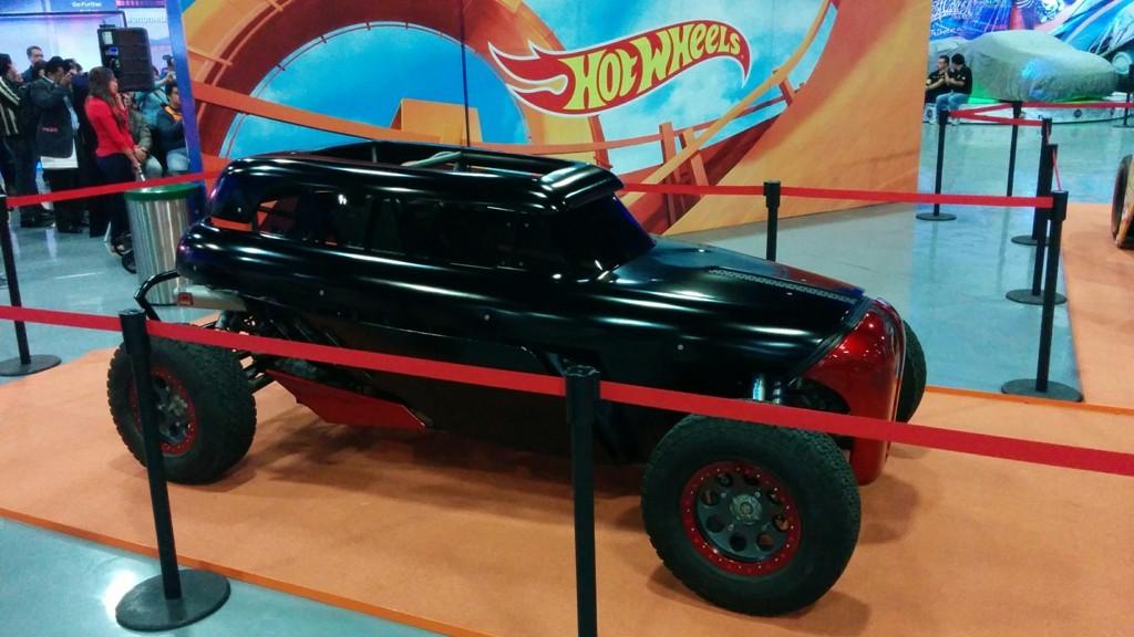 7o Salón Hot Wheels México 2014