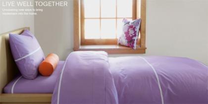 Unison: ropa de hogar llena de color