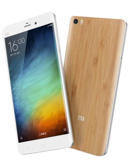 Xiaomi Mi Note Bambu Cover