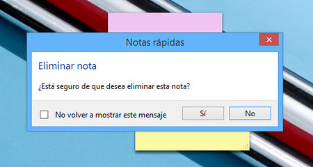 Notas rápidas en Windows