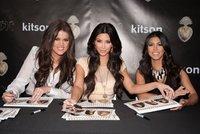 Las hermanas Kardashian crean una colección de esmaltes para OPI