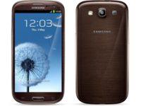 El extraño y feo color marrón del Samsung Galaxy S3