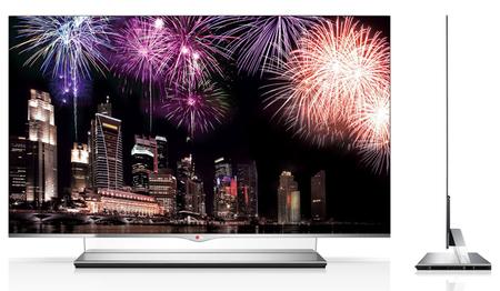 """LG OLED TV de 55"""" ya tiene su precio en America"""