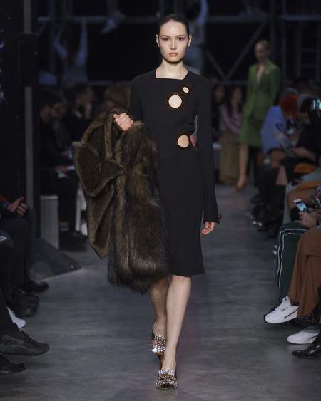 Burberry Autumn Winter 2019 Collection Look 81