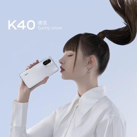 Redmi K40 Pro Plus Oficial Colores