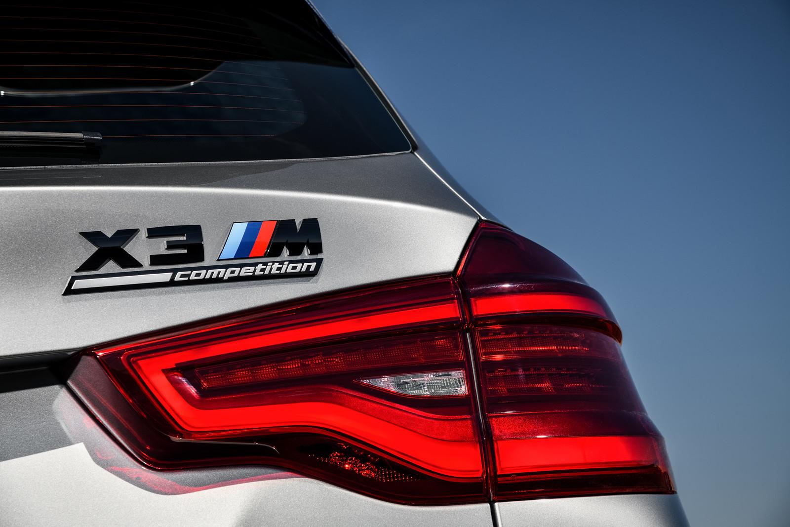 Foto de BMW X3 M 2020 (Presentación) (27/80)