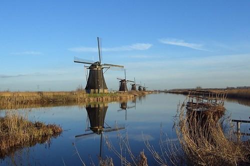Ésta es la mayor isla artificial del mundo y está en los Países Bajos