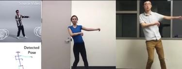 La inteligencia artificial de este espectacular vídeo hace que bailemos mejor que Bruno Mars