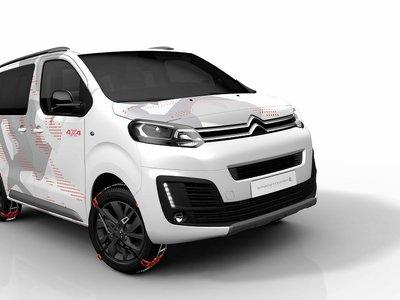 Con SpaceTourer 4X4 Ë Concept, Citroën te brinda una pista de cómo serán sus futuros SUV