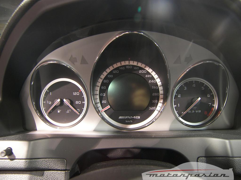 Foto de Mercedes C63 AMG en el Salón de Ginebra (6/15)