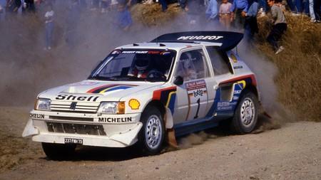 Peugeot 205 Dakar