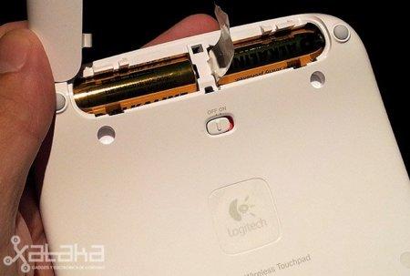 Logitech Wireless Touchpad