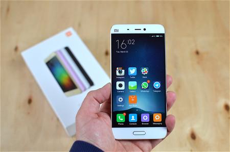 Xiaomi Mi5 de 64GB, con procesador Snapdragon 820, por sólo 158 euros y envío gratis