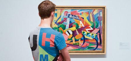 """'People matching artworks', de Stefan Draschan, cuando el arte y su espectador se """"fusionan"""""""
