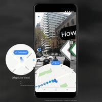 Así es como Google Maps usará la cámara de tu móvil para mejorar la ubicación