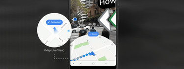 So this is how Google Maps will use the camera on your phone to improve location