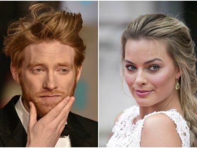 Domhnall Gleeson y Margot Robbie protagonizarán el biopic sobre el creador de Winnie the Pooh