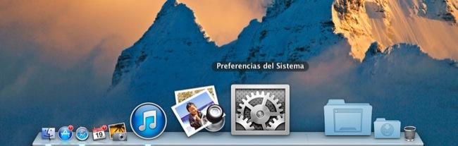 Organiza el Dock de OS X de forma más lógica añadiendo separaciones