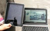 Pixel Qi reta al nuevo iPad en su terreno
