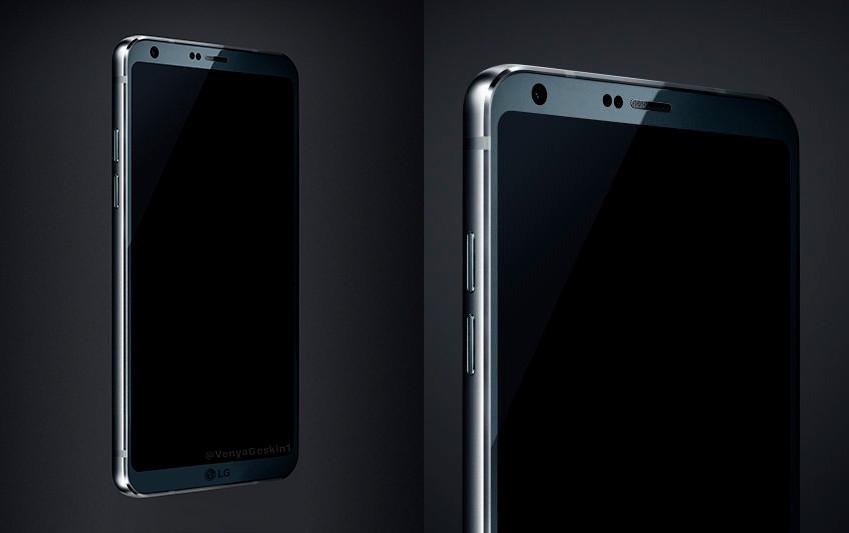 Todo lo que sabemos del LG G6: diseño sin módulos, sin Snapdragon 835, resistencia al agua y más