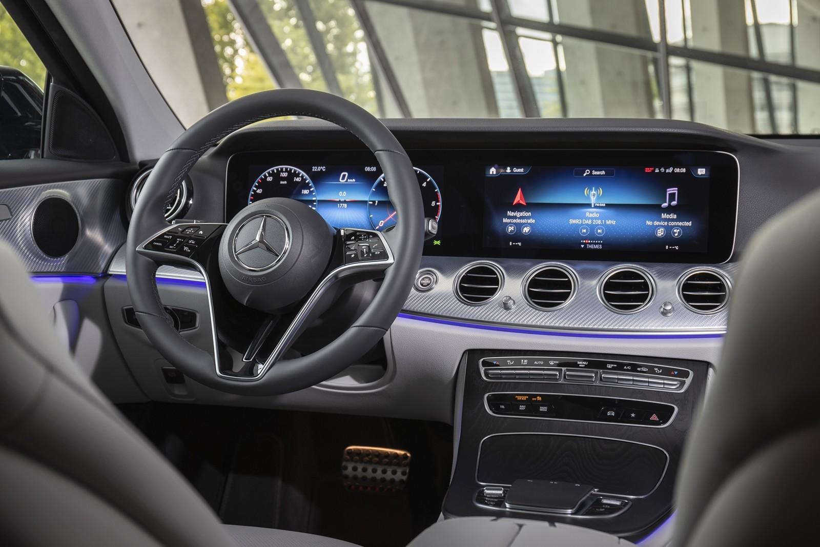 Foto de Mercedes-Benz Clase E 2020, prueba contacto (39/135)