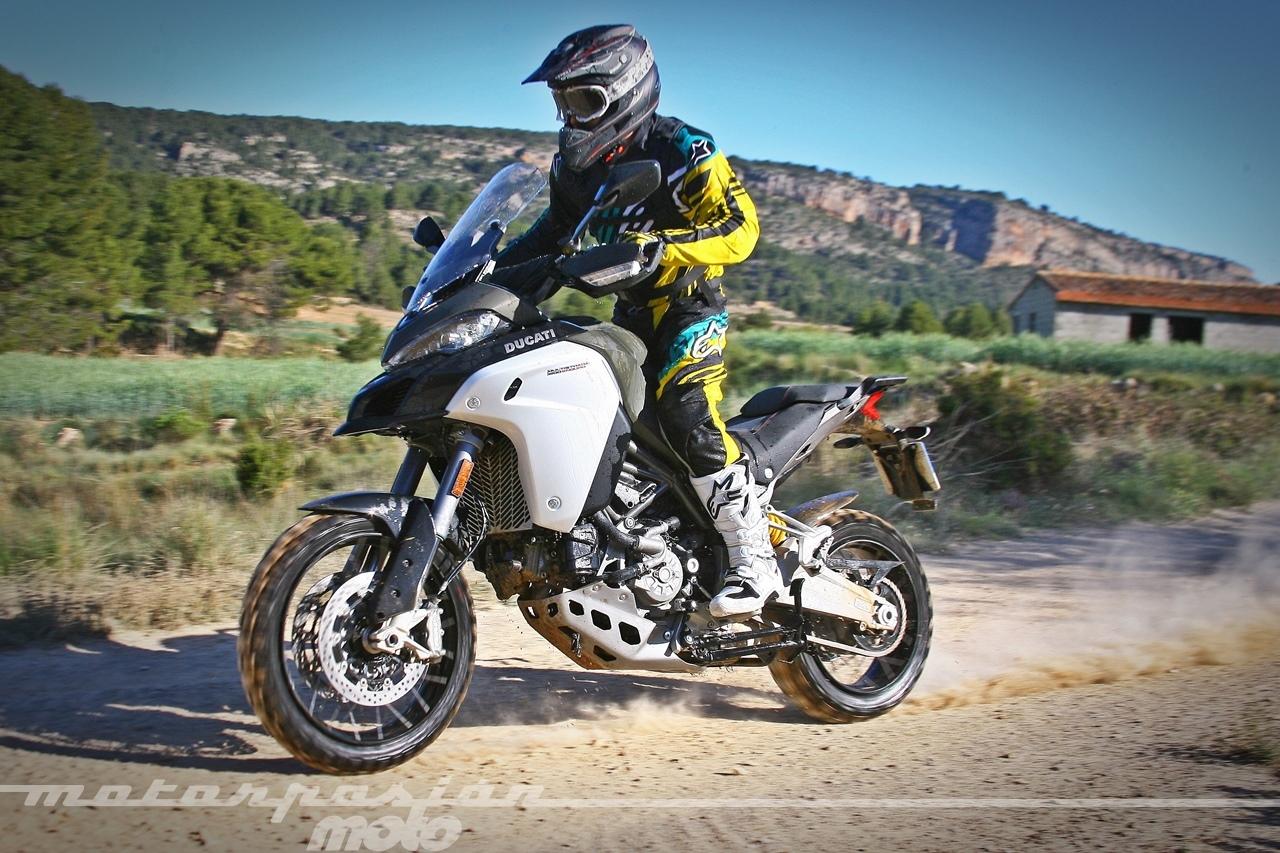 Foto de Ducati Multistrada 1200 Enduro - Acción (4/37)
