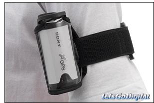 El accesorio GPS de Sony ahora es compatible con los vídeos