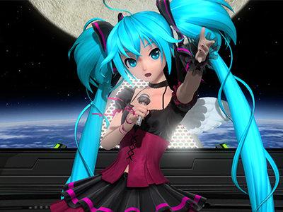 Hatsune Miku: Project Diva Future Tone llegará a PlayStation 4 en enero