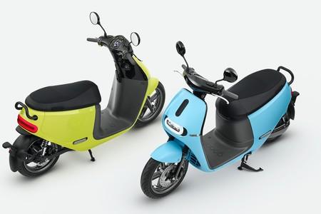 Gogoro Yamaha 1