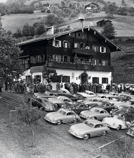 Porsche renunion