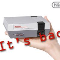La Nintendo Classic Mini vuelve a las tiendas en junio tras haberse cancelado su producción